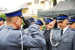 Święto biłgorajskiej policji