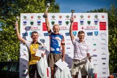 Tatra Road Race - kolarze BSK Miód Kozacki na podium