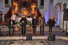 Koncert wkościele