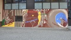 Mural zpasją