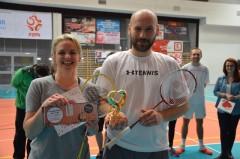 Walentynkowy Turniej Badmintona Mikstów