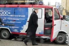 500-bus dotrze do powiatu biłgorajskiego
