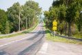 Rusza remont drogi Biłgoraj - Frampol