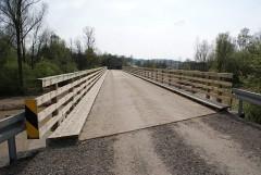 Most wZyniach gotowy