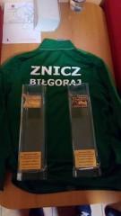 """LKS""""Znicz"""" zamknął podium"""