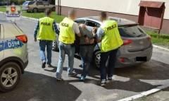 Aresztowani za kradzieże zwłamaniem