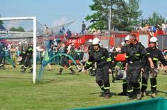 Gminne zawody sportowo - pożarnicze [WYNIKI]