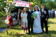 Wielkie wesele wOkrągłem
