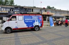 500 bus dotarł do Biłgoraja