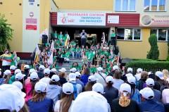 Pielgrzymi ŚDM już wBiłgoraju
