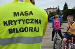 Czerpanie radości zjazdy na rowerze