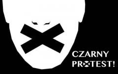 """Biłgoraj przyłącza się do """"czarnego protestu"""""""