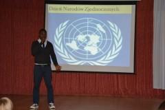 Dzień Patrona wLiceum Ogólnokształcącym im.ONZ