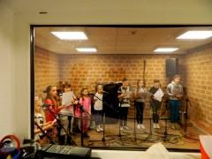 Płytowy debiut chóru szkolnego