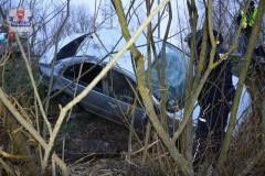 Wypadek, kolizje ipijany kierowca motoroweru