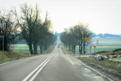 Wniosek oszybszą przebudowę drogi 835