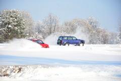"""Zimowa runda """"Rally Sprint"""" dla WOŚP"""