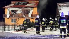 23-latek ciężko ranny po wybuchu butli gazowej
