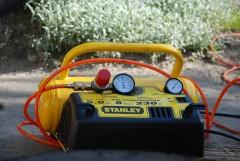 Renowacja pojazdów ipiaskowanie - jakie urządzenia są potrzebne?