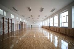 Sala gimnastyczna tak, park nie