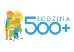 Ponad 1800 rodzin korzysta zprogramu Rodzina 500+