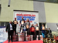 Udany występ biłgorajskich lekkoatletów