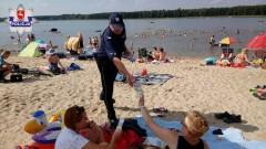 Uzbrojeni wulotki iodblaski ruszyli nad zalew