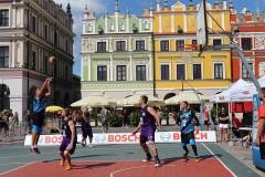 3 miejce Slam Drinkers Biłgoraj wfinałach Bosch Grand Prix Polski