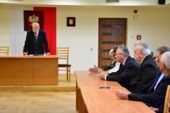 Sesja poświęcona pamięci mjr Stanisława Mazura