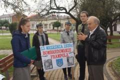 Uczniowie pamiętają obombardowaniu