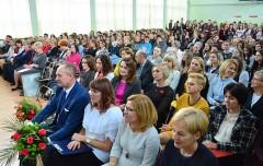 Dzień Nauczyciela wbiłgorajskich szkołach średnich