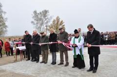 Droga Lipiny Górne - Stoczek otwarta