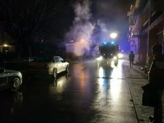 41-latek odpowie za podpalenie samochodu