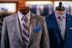 Jak dobierać poszetkę do garnituru ido krawata?
