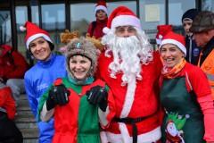 Bieganie ze św. Mikołajem