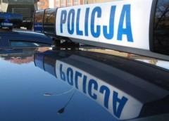 Pijany policjant spowodował kolizję