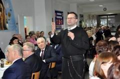 Spotkanie opłatkowe sympatyków Radia Maryja