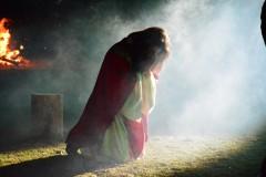 Biłgorajanie przedstawili Misterium Męki Pańskiej