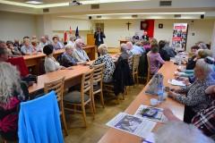 Seniorzy rosną wsiłę
