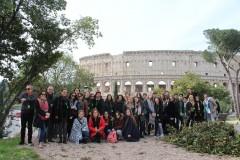 """Młodzież z""""Budowlanki"""" na wymianie we Włoszech"""
