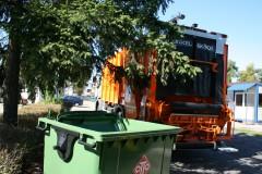 Śmieci odbierane są za rzadko?