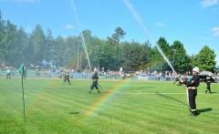 Strażacy ochotnicy rywalizowali wSoli