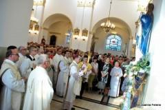 Relikwie wSanktuarium św. Marii Magdaleny