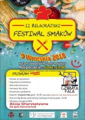 II Biłgorajski Festiwal Smaków