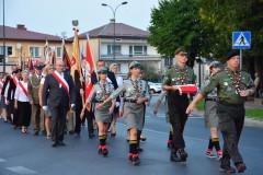 Biłgorajanie upamiętnili 79. rocznicę wybuchu II wojny światowej
