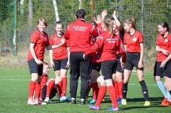 RWKS Sparta Biłgoraj zaprasza dziewczęta na zajęcia zpiłki nożnej
