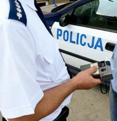 Powiadomił policjantów onietrzeźwym kierowcy
