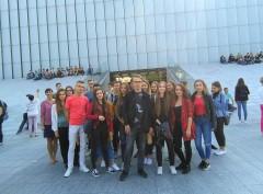 Uczniowie ONZ-etu na spotkaniu biznesowym wLublinie