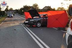 22-latek zginął wwypadku [AKTUALIZACJA]
