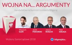 Wojna na... argumenty - cz. IV